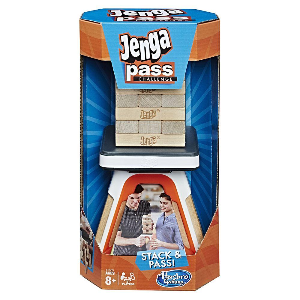 Joc Hasbro Jenga Pass Challenge
