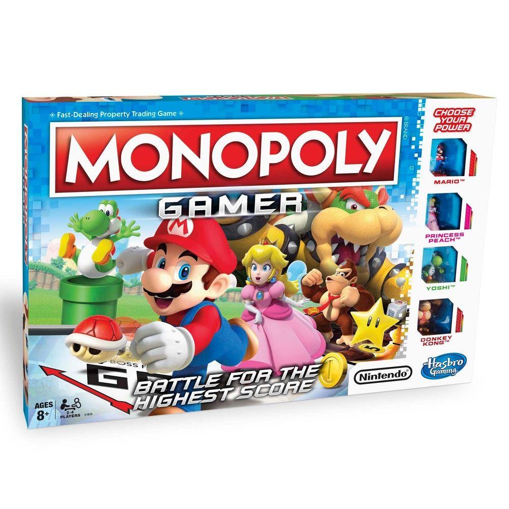 Joc Hasbro Monopoly Gamer imagine hippoland.ro