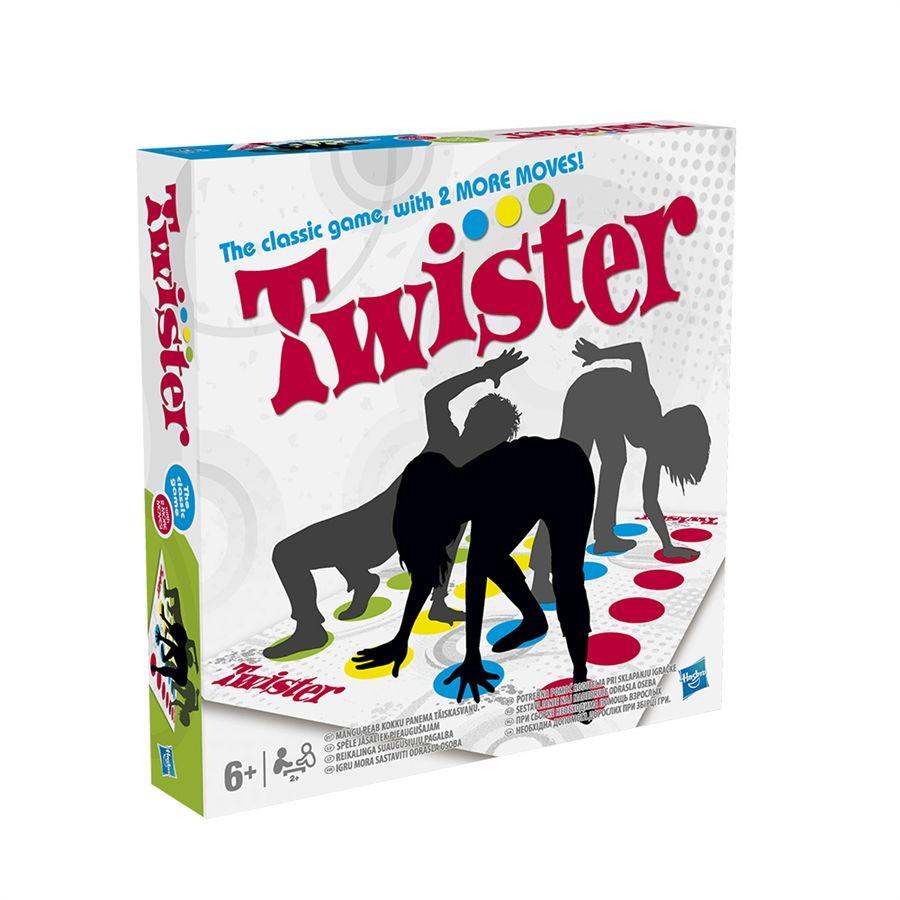 Joc Hasbro Twister imagine hippoland.ro