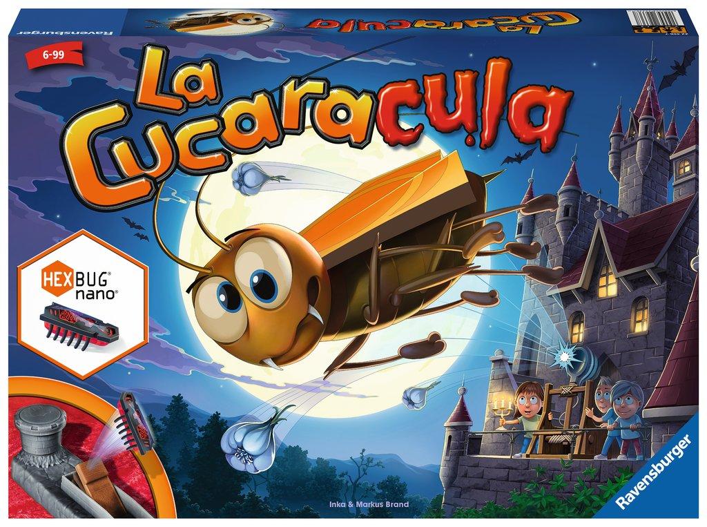 Joc Ravensburger La Cucaracula imagine hippoland.ro