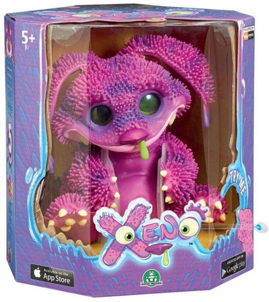 Jucarie interactiva Xeno The Little Monster imagine hippoland.ro