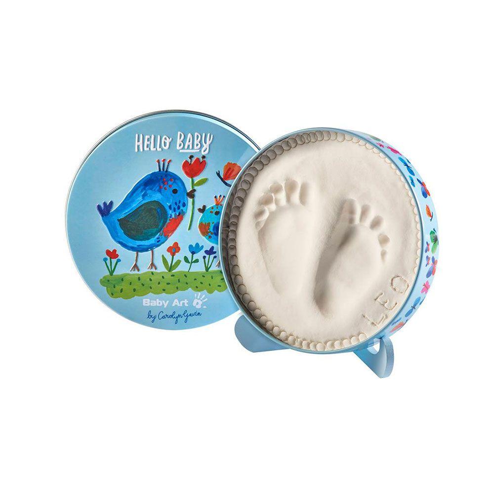 Kit mulaj Baby Art Magic Box Carolyn Gavin, editie limitata, bird