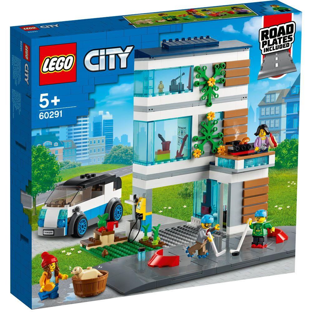 Lego City Casa Familiei