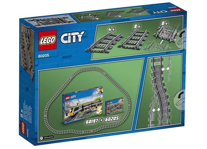 Lego City Sine 60205 imagine hippoland.ro