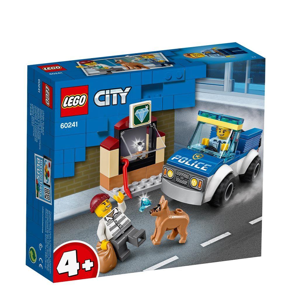 Lego City Unitate de Politie Canina 60241 imagine hippoland.ro