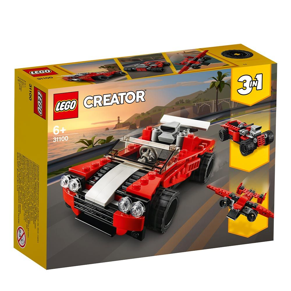 Lego Creator Masina Sport 31100 imagine hippoland.ro