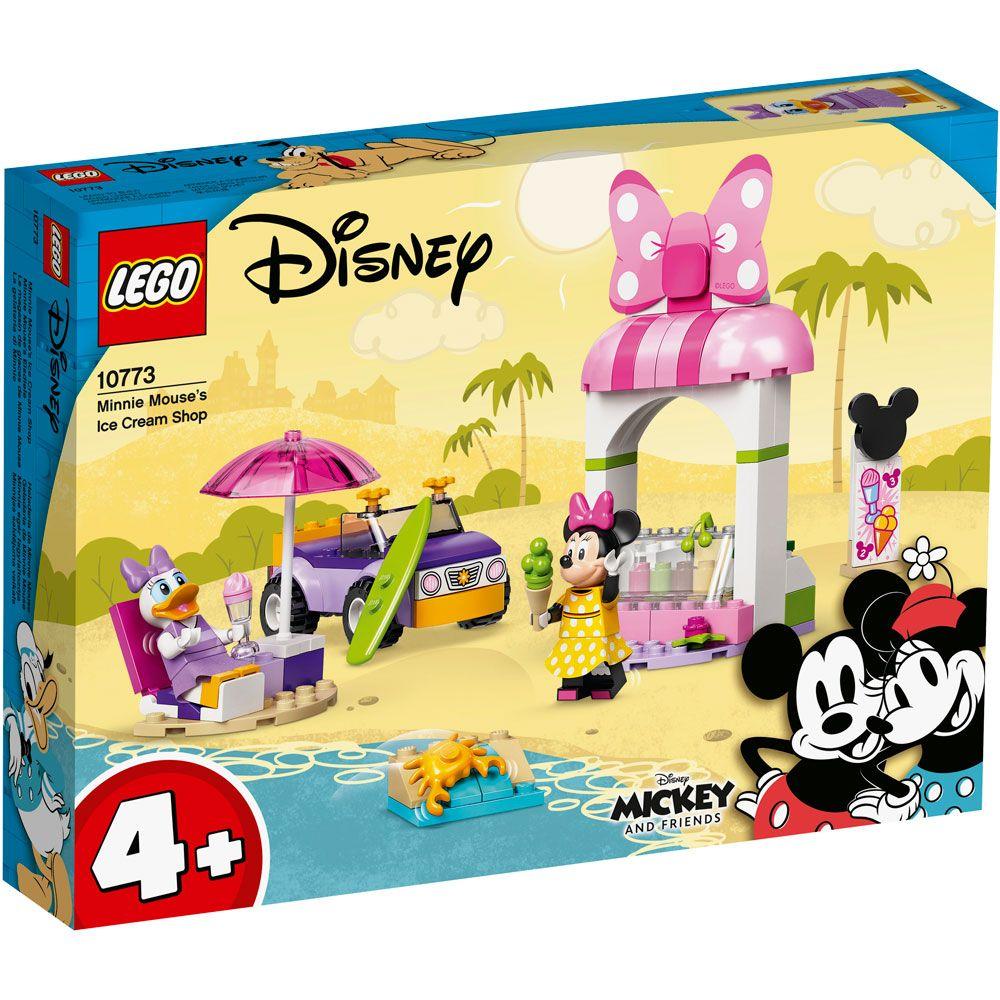 Lego Disney Gelateria lui Minnie Mouse