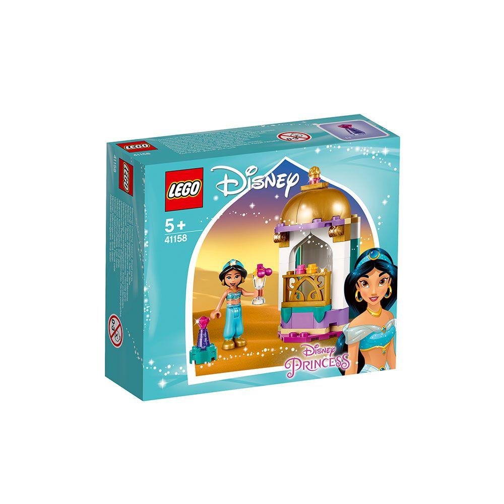 Lego Disney Micutul turn al Jasminei 41158 imagine hippoland.ro