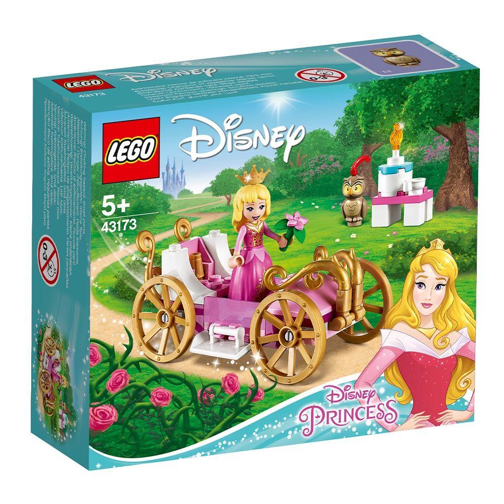 Lego Disney Pricess Trasura Regala a Aurorei 43173 imagine hippoland.ro