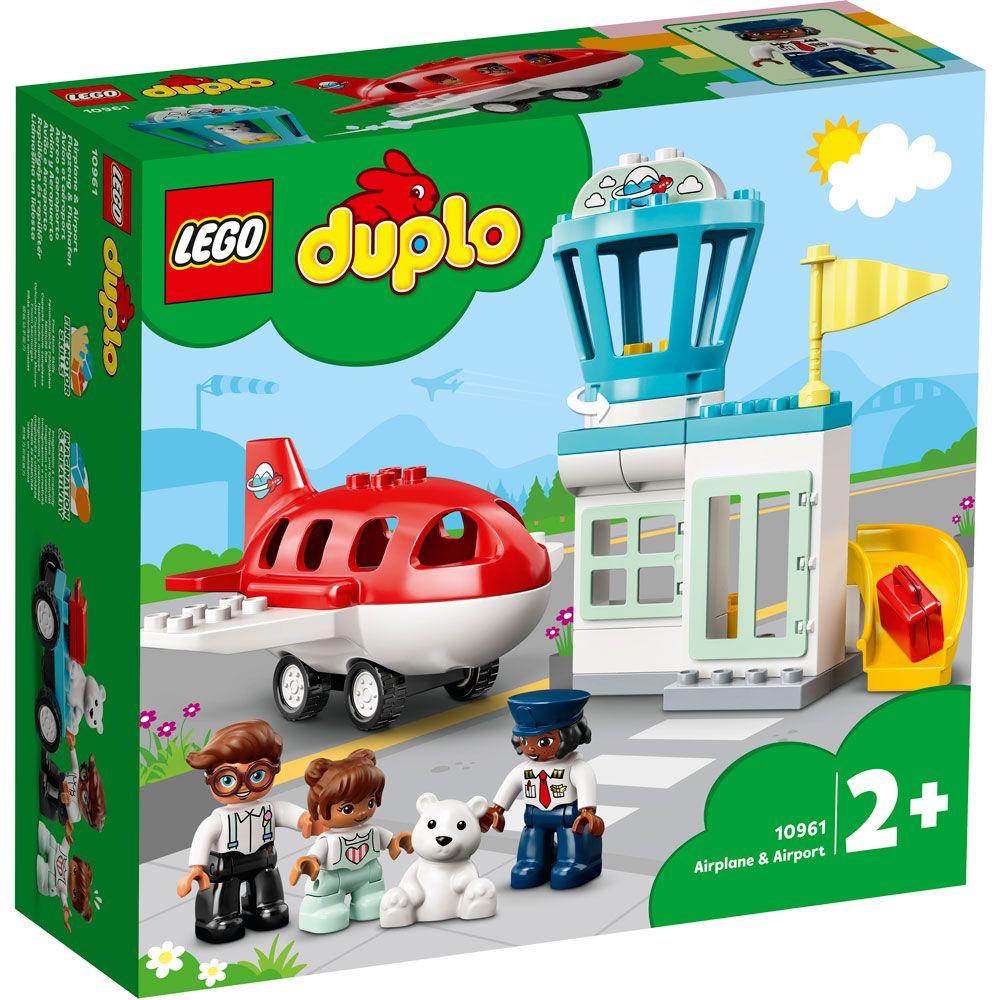 Lego Duplo Avion si Aeroport