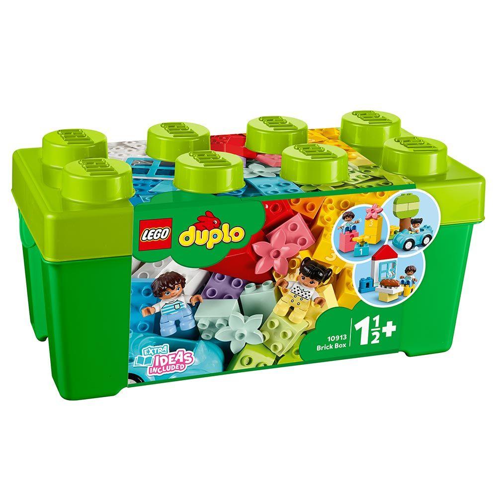 Lego Duplo Cutie in forma de Caramida 10913 imagine hippoland.ro