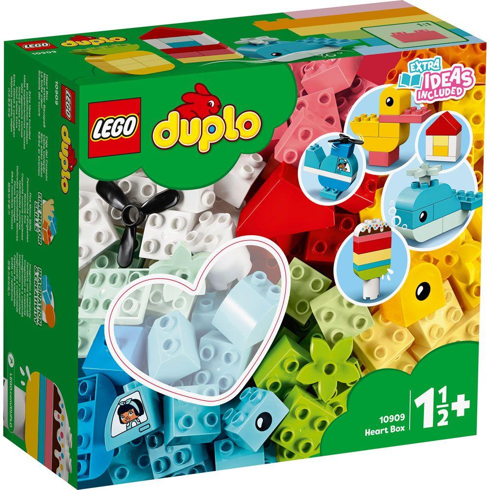 Lego Duplo Cutie pentru creatii distractive 10909