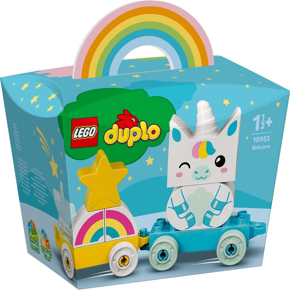 Lego Duplo Unicorn 10953 imagine hippoland.ro