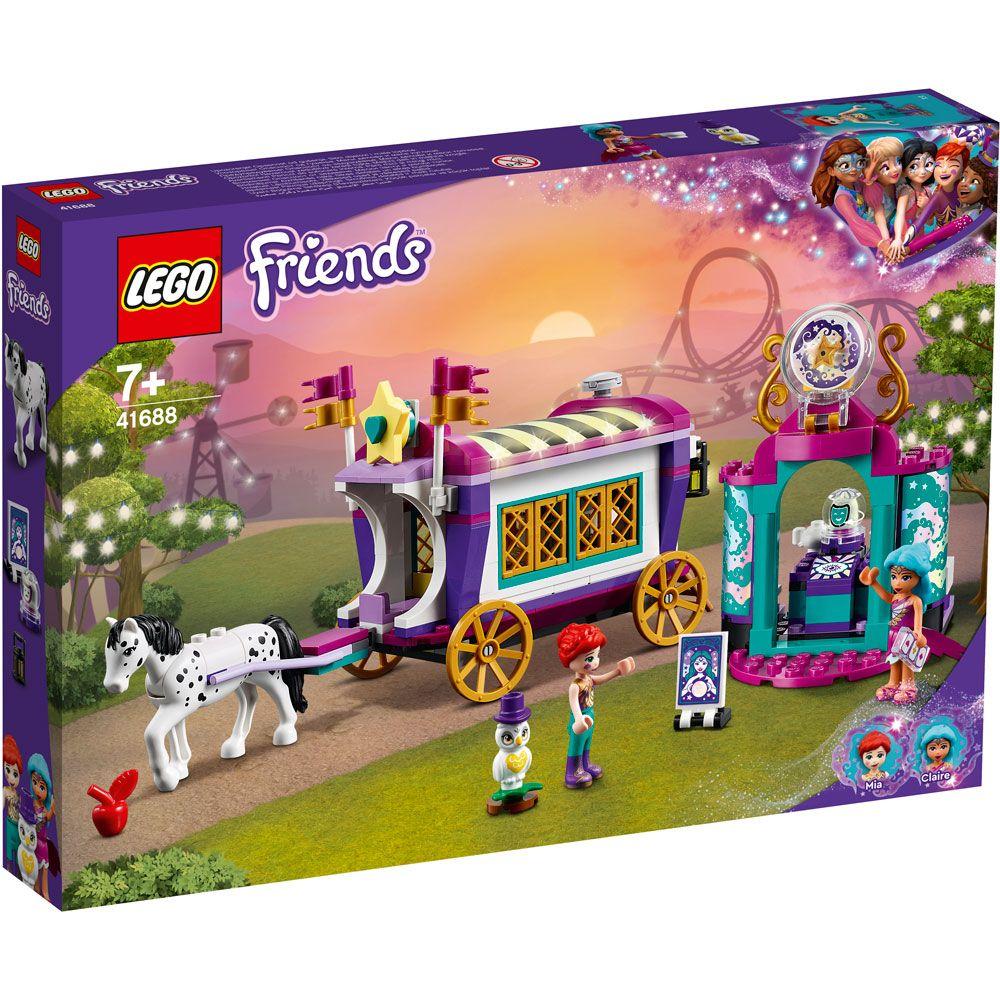 Lego Friends Caravana Magica