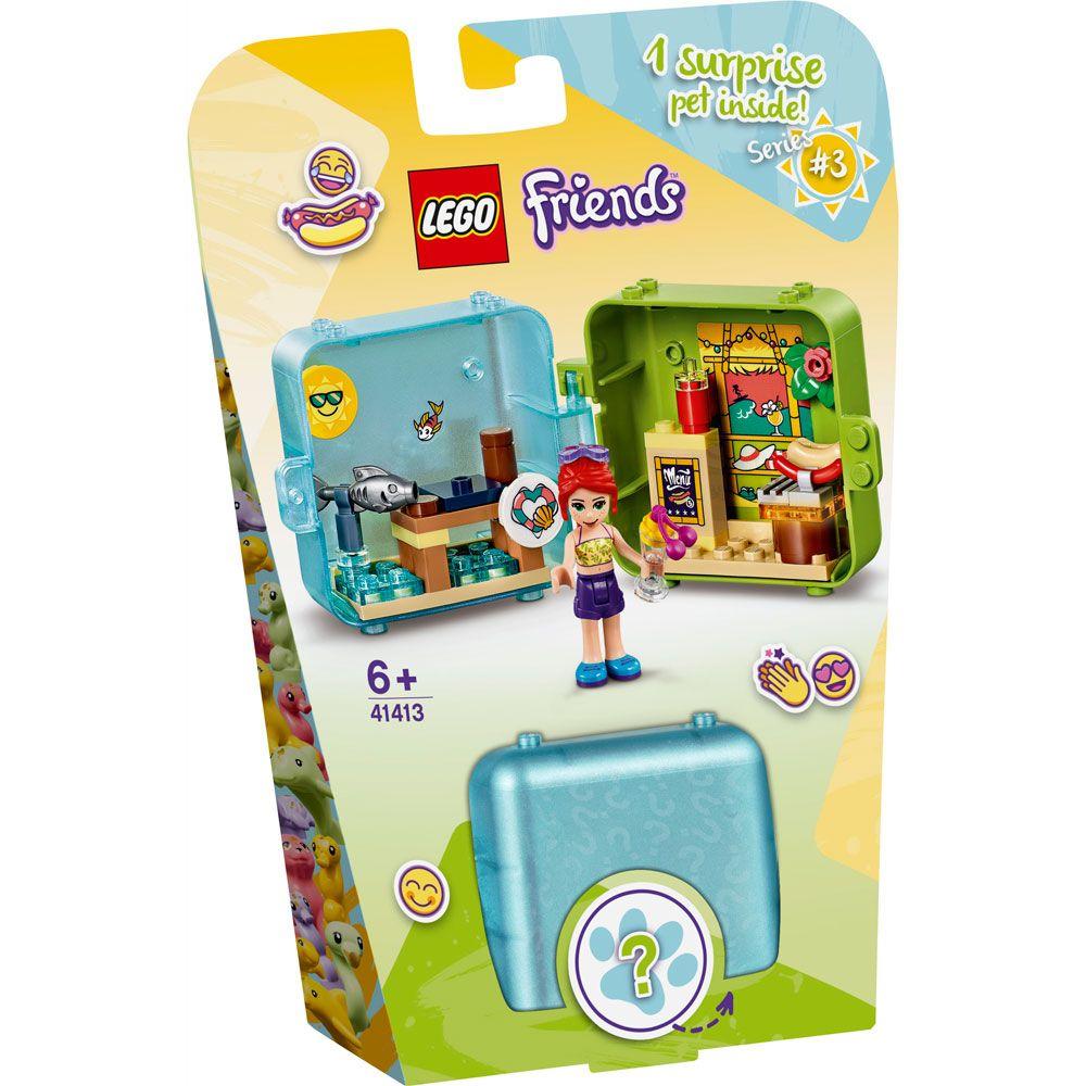 Lego Friends Cubul jucaus de vara al Miei 41413 imagine hippoland.ro