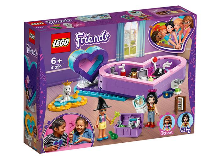 Lego Friends Inima prieteniei 41359 imagine hippoland.ro