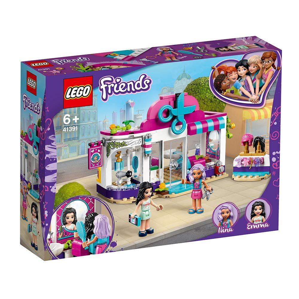 Lego Friends Salonul de Coafura din Orasul Heartlake 41391 imagine hippoland.ro