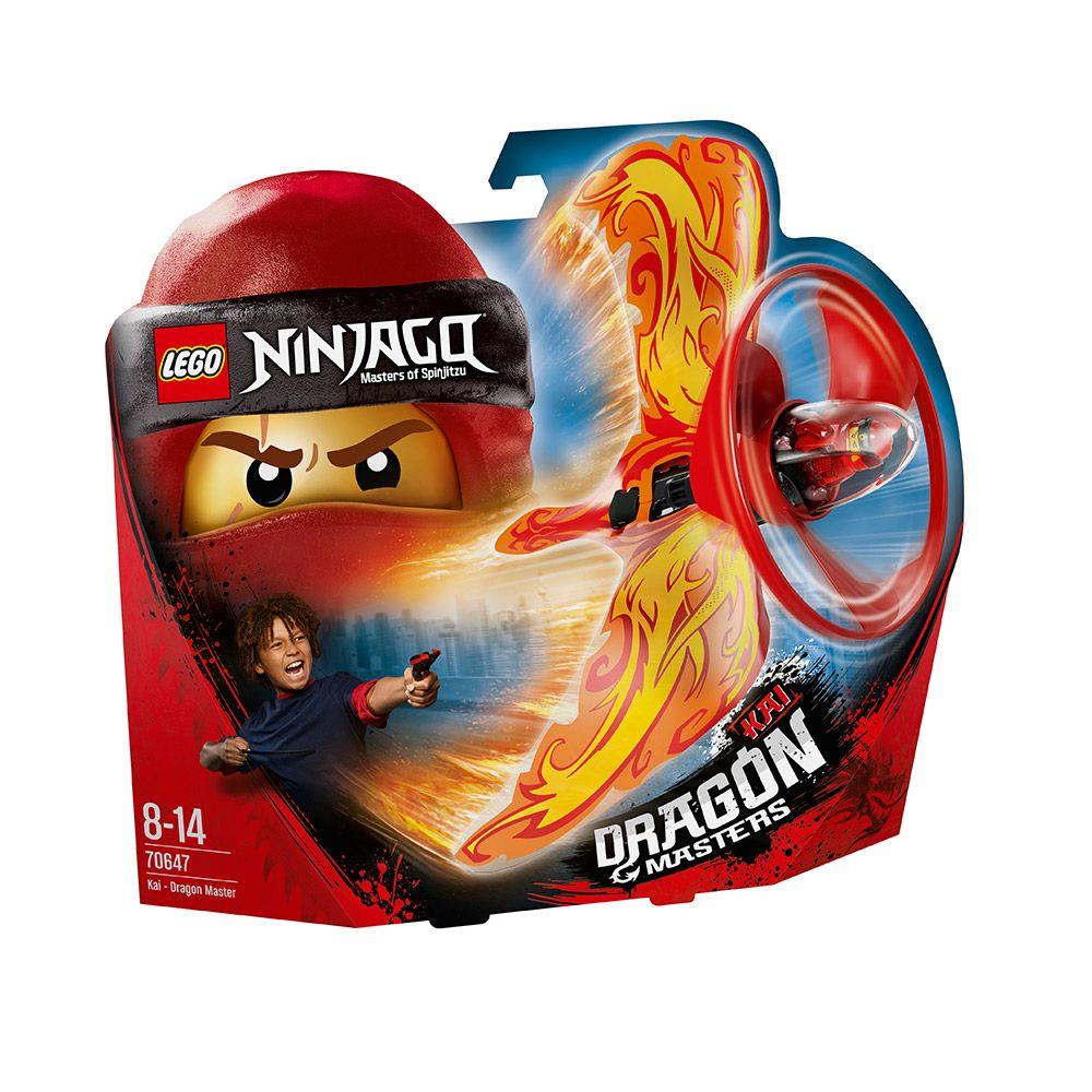 Lego Ninjago Kai Dragonjitzu 70647 imagine hippoland.ro