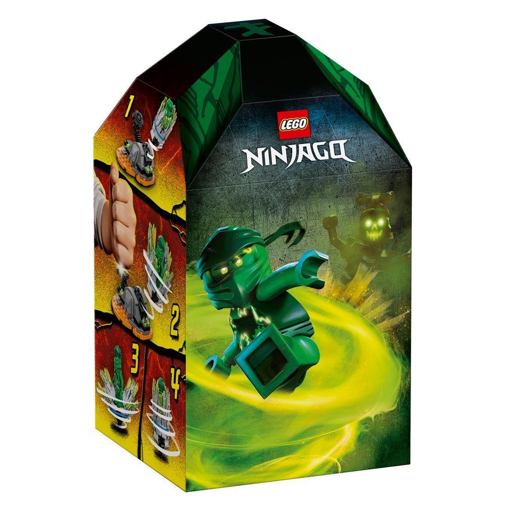 Lego Ninjago Spinjitzu Burst Lloyd 70687 imagine hippoland.ro