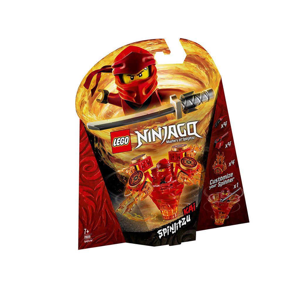 LEGO Ninjago Spinjitzu Kai 70659 imagine hippoland.ro
