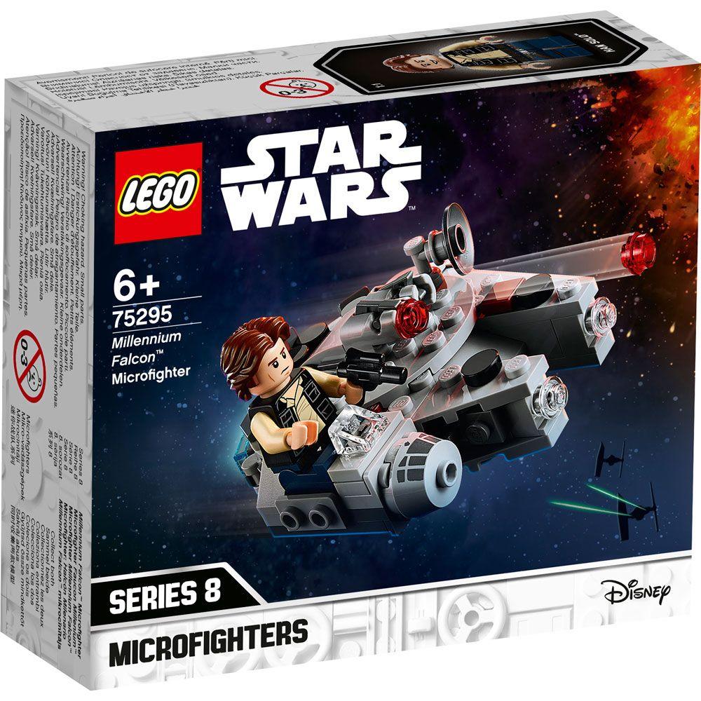 Lego Star Wars Millennium Falcon Microfighter 75295 imagine hippoland.ro
