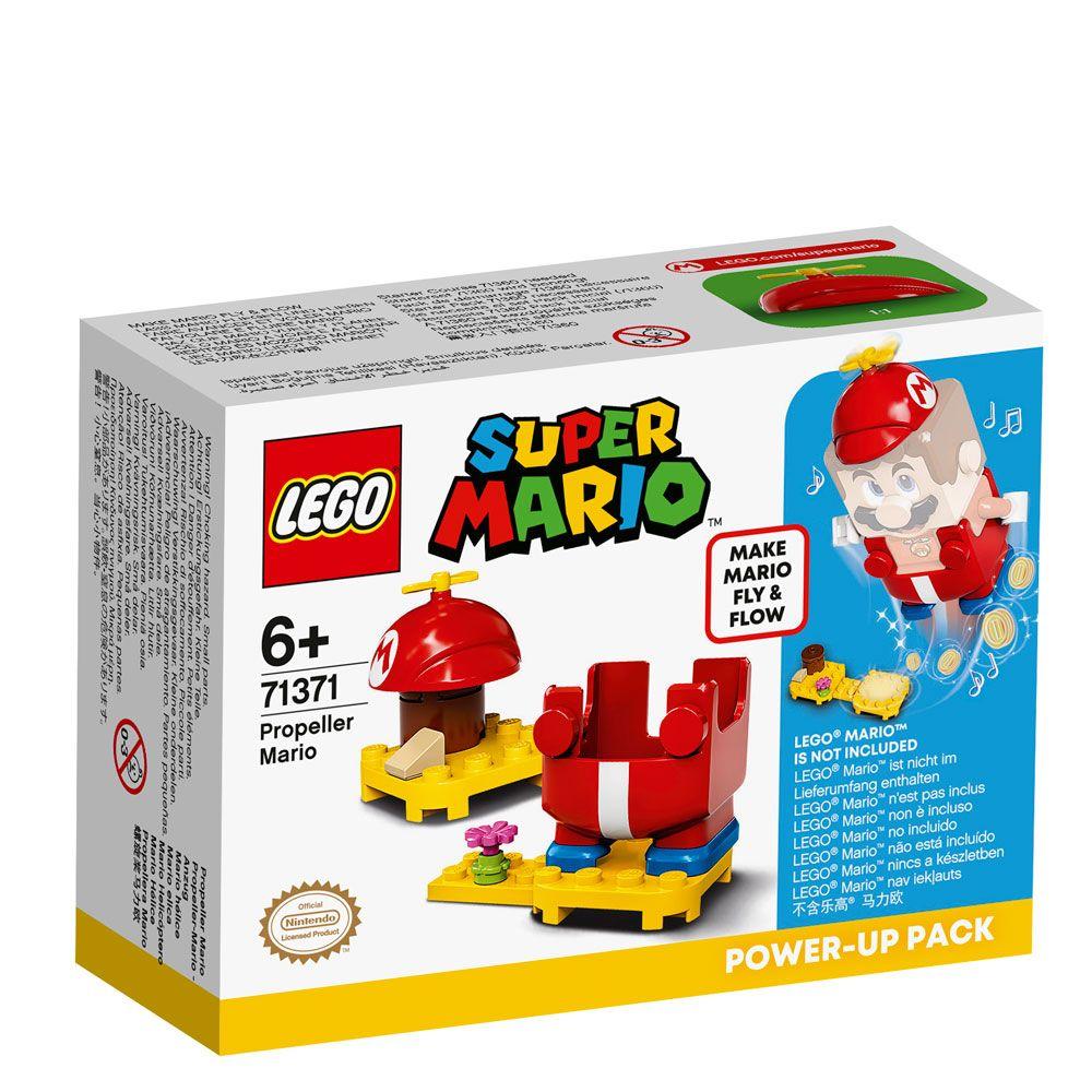 Lego Super Mario Costum de puteri Zbor 71371 imagine hippoland.ro