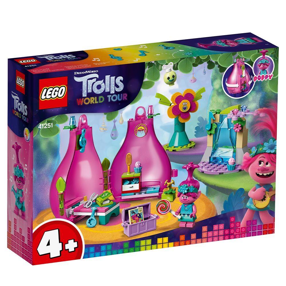 Lego Trolls Capsula lui Poppy 41251 imagine hippoland.ro
