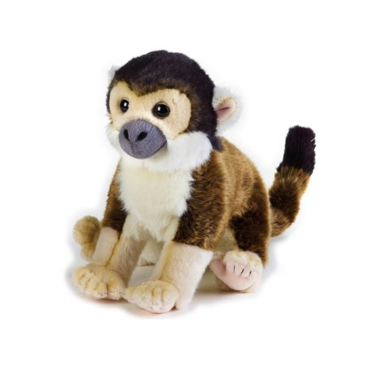 Maimuta veverita de plus National Geografic 25 cm imagine hippoland.ro