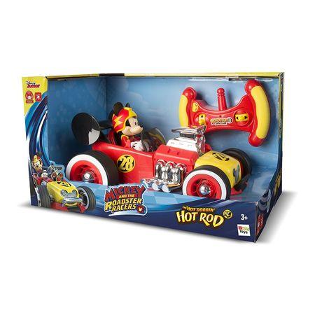 Masinuta cu telecomanda Mickey Roadster Racers 2.4GHZ imagine hippoland.ro