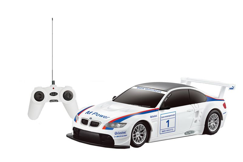 Masinuta cu telecomanda Rastar BMW M3 1:24 imagine hippoland.ro