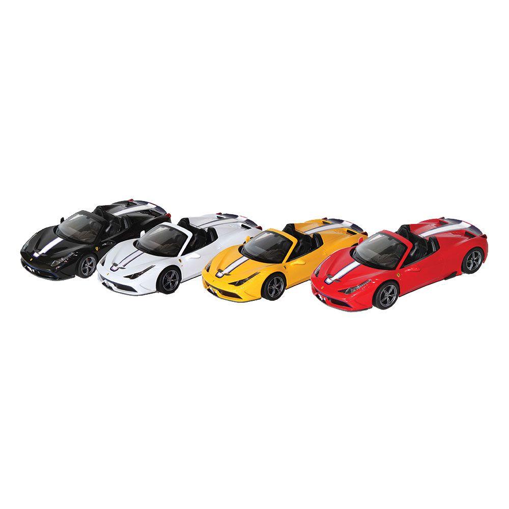 Masinuta cu telecomanda Rastar Ferrari 458 Speciale 1:14 imagine hippoland.ro