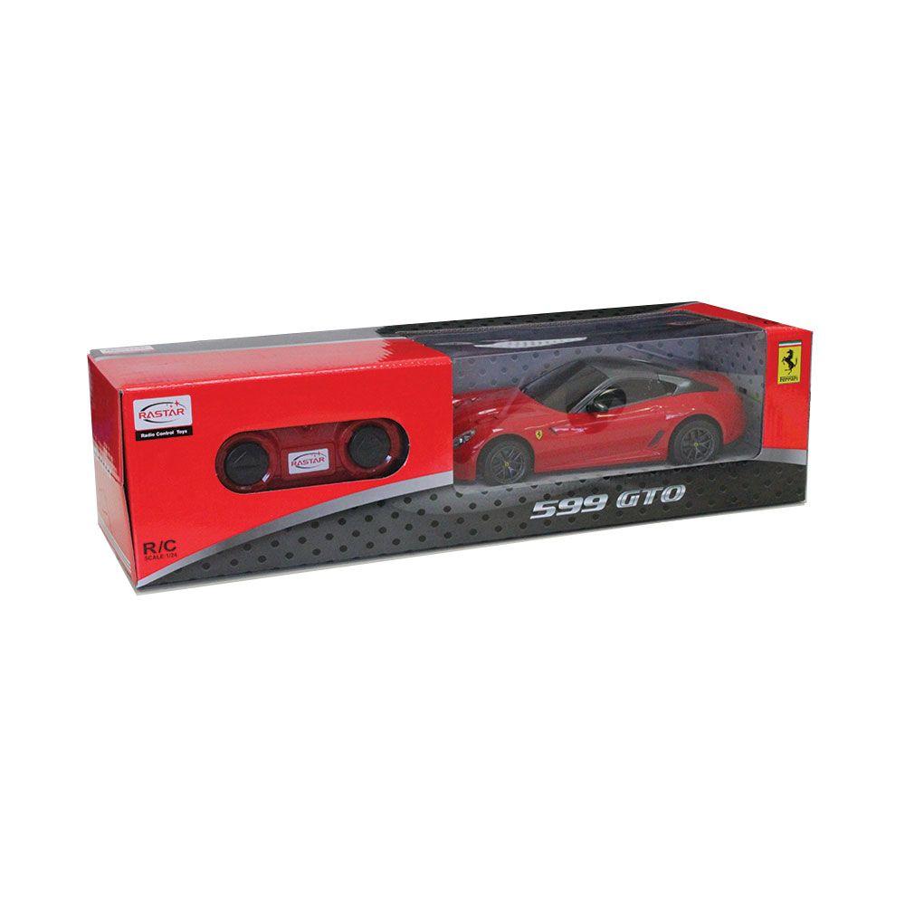 Masinuta cu telecomanda Rastar Ferrari 590 GTO 1:24 imagine hippoland.ro
