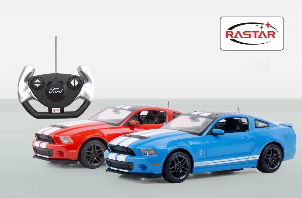 Masinuta cu telecomanda Rastar Ford Shelby GT500 1:14 imagine hippoland.ro