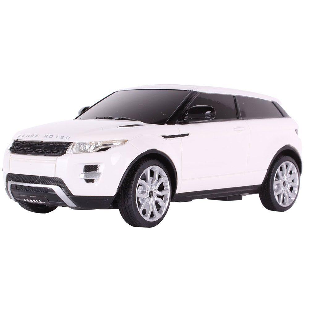 Masinuta cu telecomanda Rastar Jeep Range Rover Evoque 1:24 imagine hippoland.ro