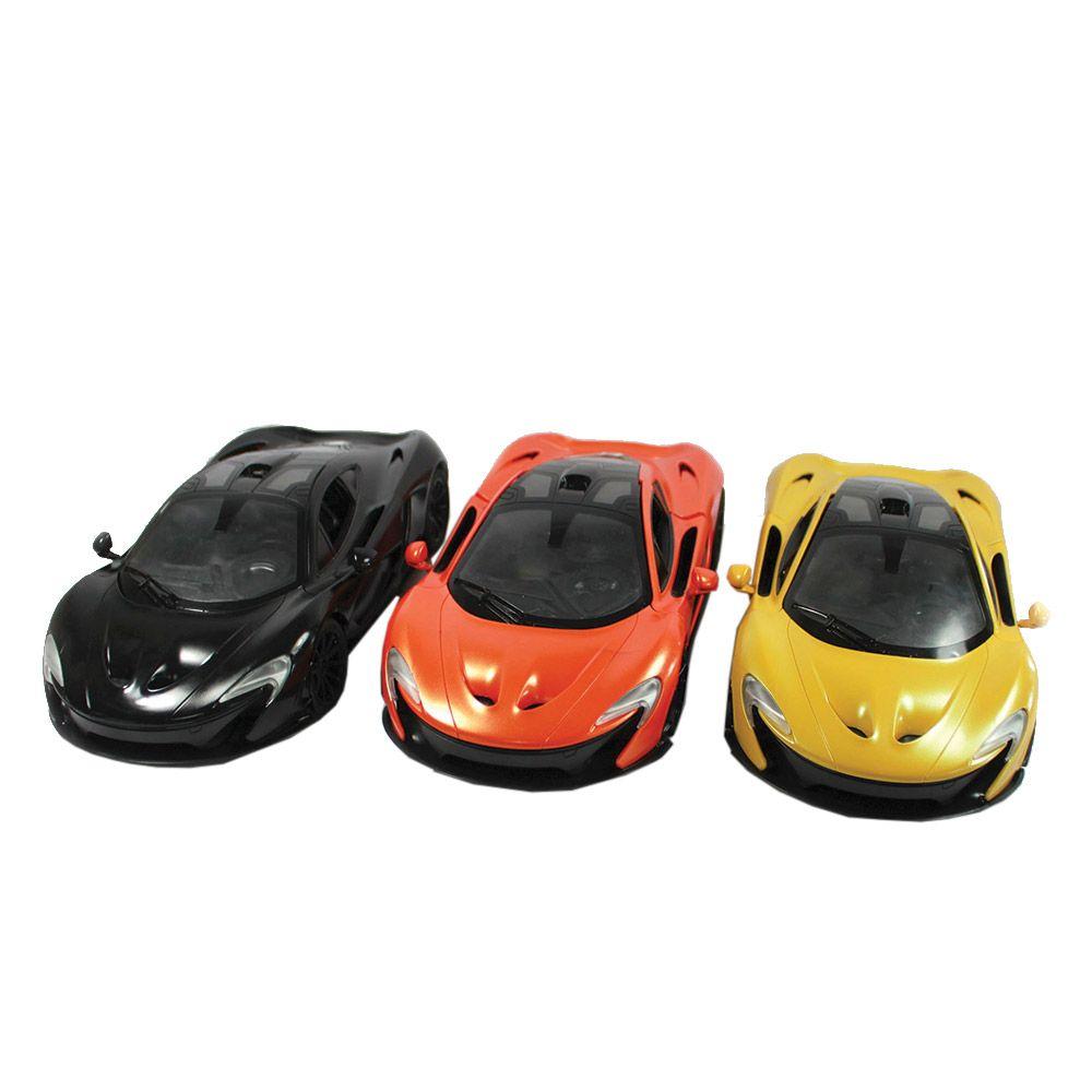 Masinuta cu telecomanda Rastar McLaren P1 1:14 imagine hippoland.ro