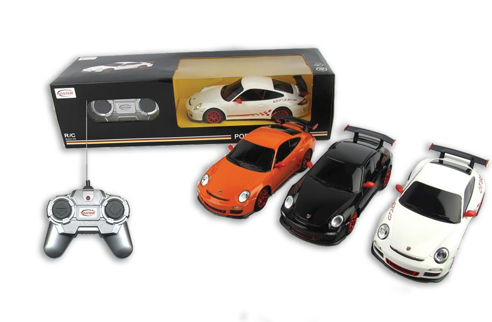 Masinuta cu telecomanda Rastar Porche 911 GT3 RS 1:24