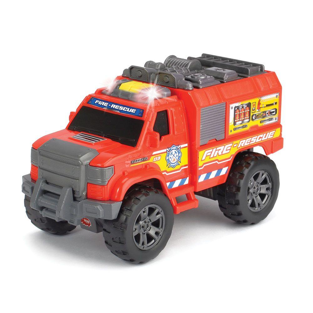Masinuta de pompieri Dickie Fire Rescue imagine hippoland.ro