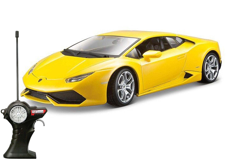 Masinuta Maisto Tech Lamborghini Huracan LP610 1:24 imagine hippoland.ro