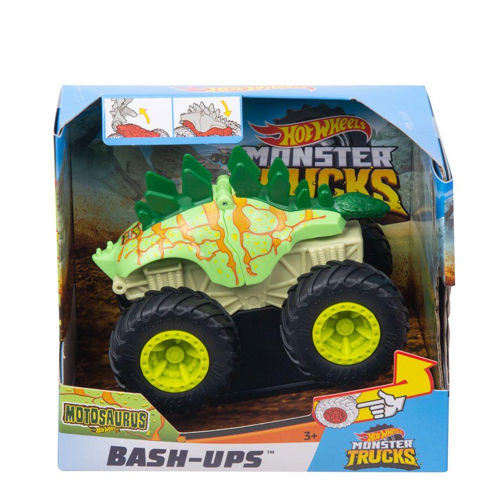 Masinuta Mattel Hot Wheels Monster Truck Buggy imagine hippoland.ro
