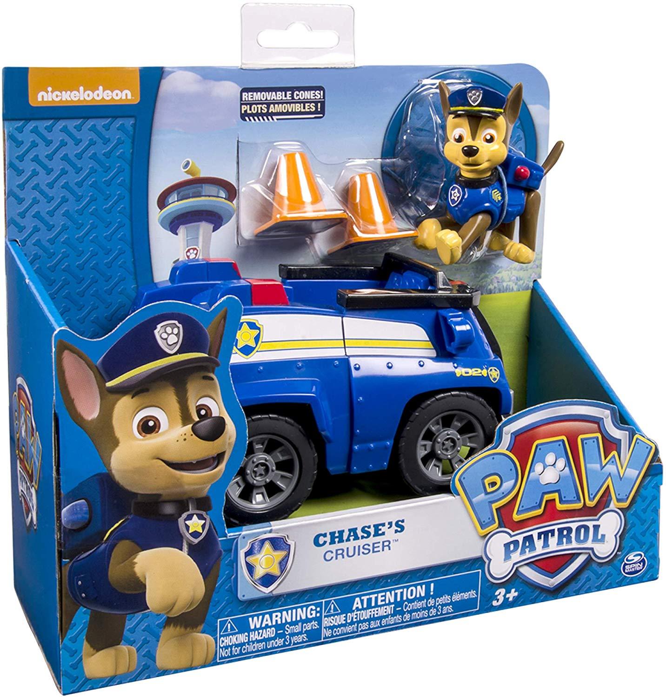Masinuta Paw Patrol SWAT Chase imagine hippoland.ro