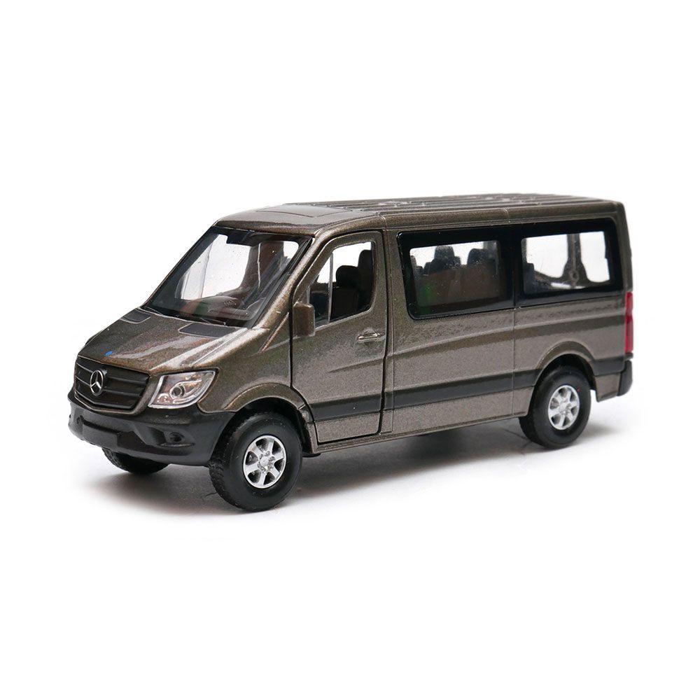 Masinuta Ttoys Welly Mercedes Sprinter Van imagine hippoland.ro