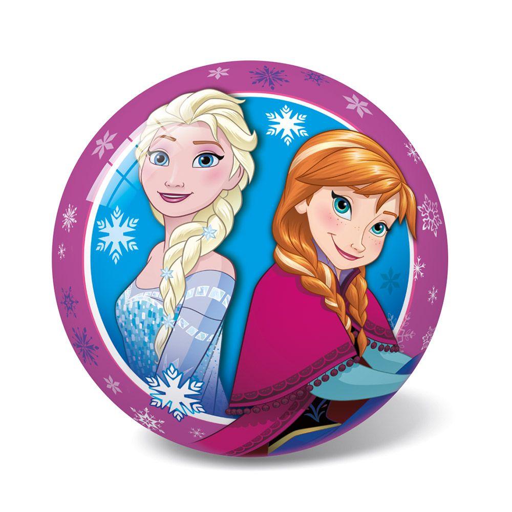 Minge PVC 23 cm StarBall Frozen imagine hippoland.ro