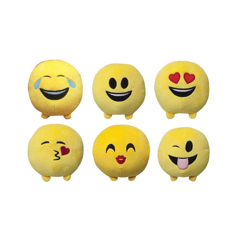 Minge de plus Emoji 11 cm imagine hippoland.ro