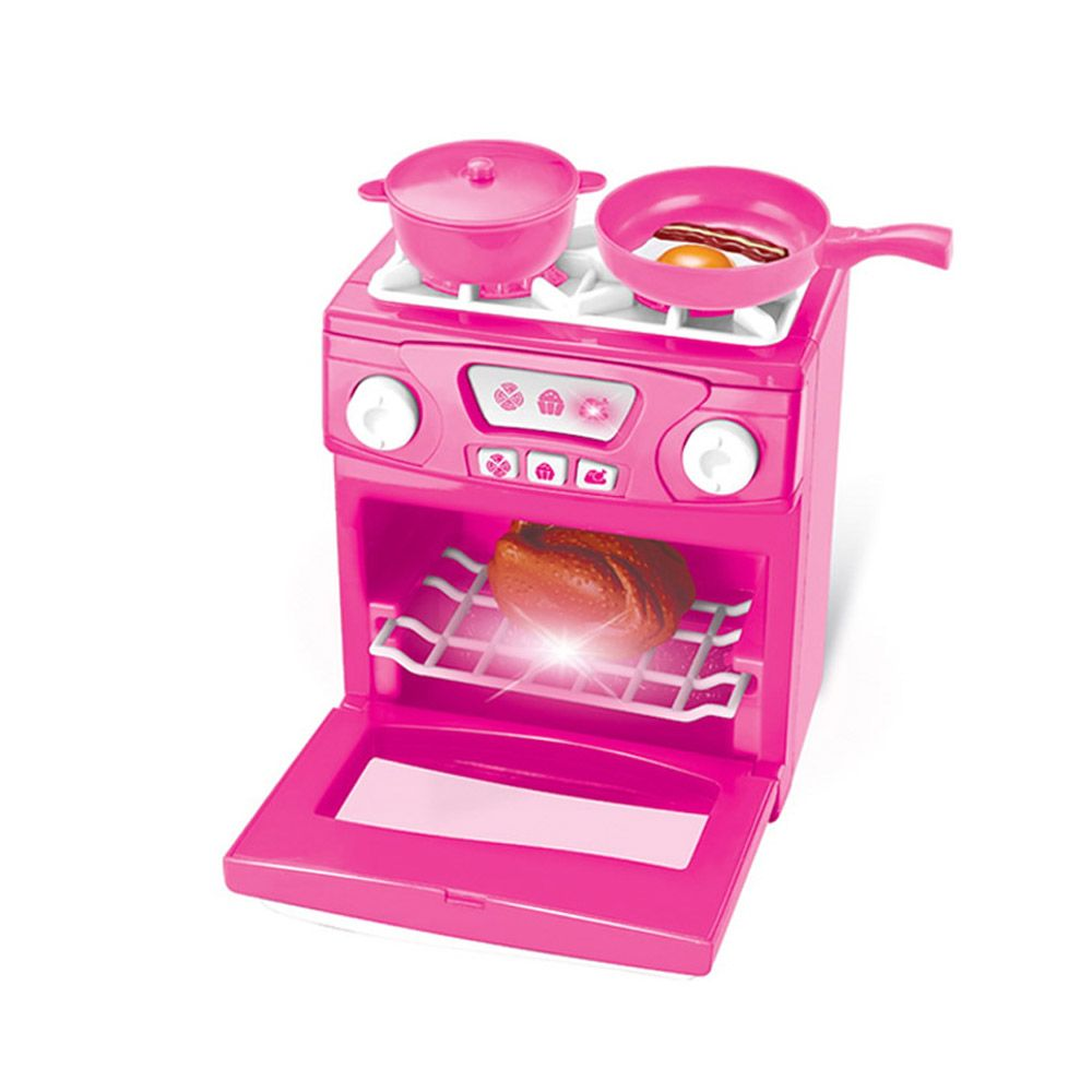 Mini aragaz cu cuptor Ocie Play at Home imagine hippoland.ro