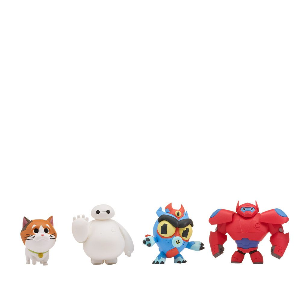 Mini figurina Big Hero 6 imagine hippoland.ro