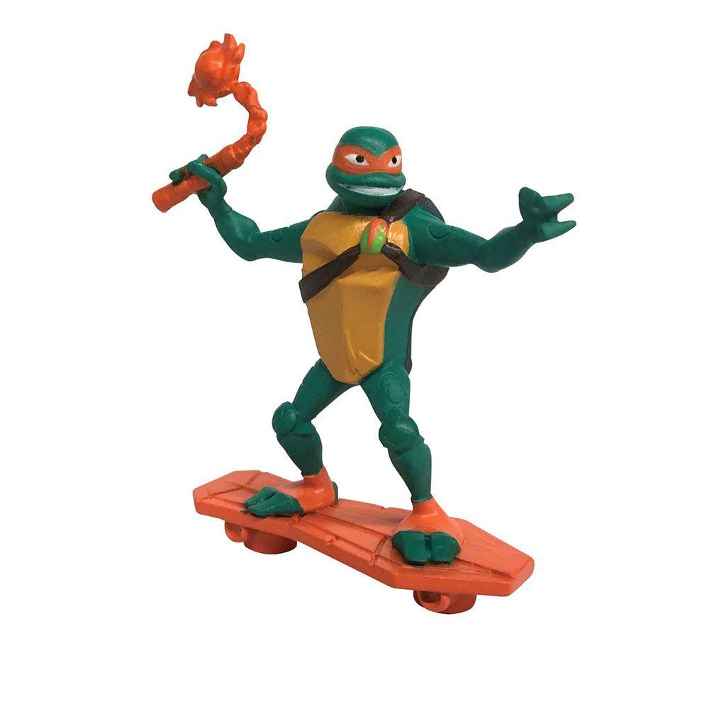 Mini figurina surpriza Rise Of Teenage Mutant Ninja Turtles imagine hippoland.ro