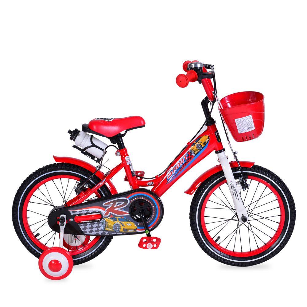 Bicicleta Moni Kitten 16 inch Red Sport
