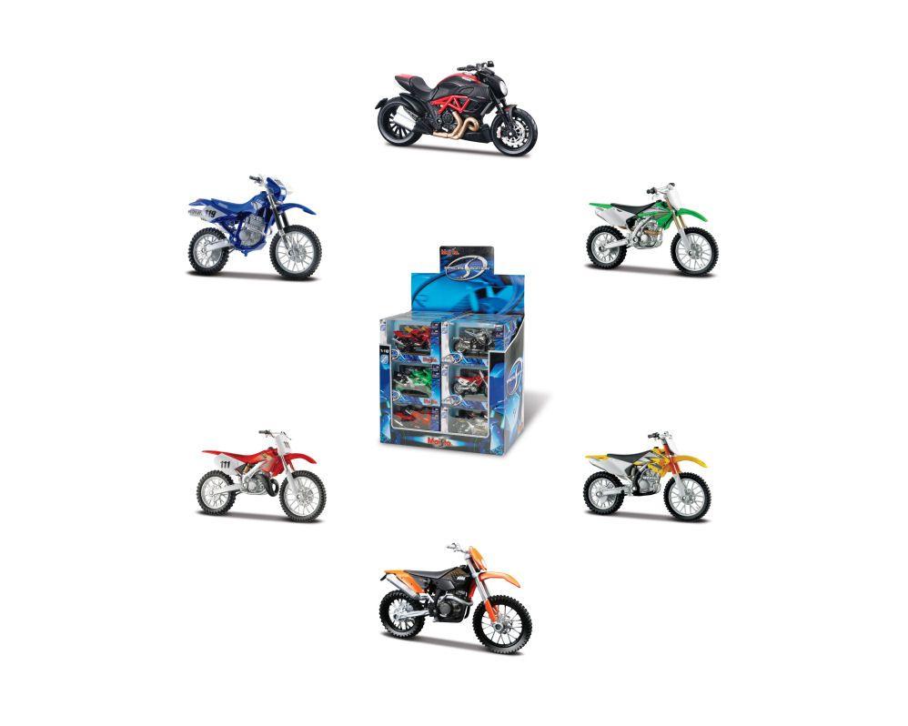 Motocicleta Maisto Special Edition 1:18 imagine hippoland.ro