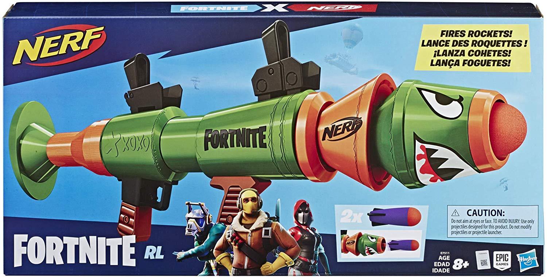Arma de joaca Hasbro Nerf Fortnite RL imagine hippoland.ro