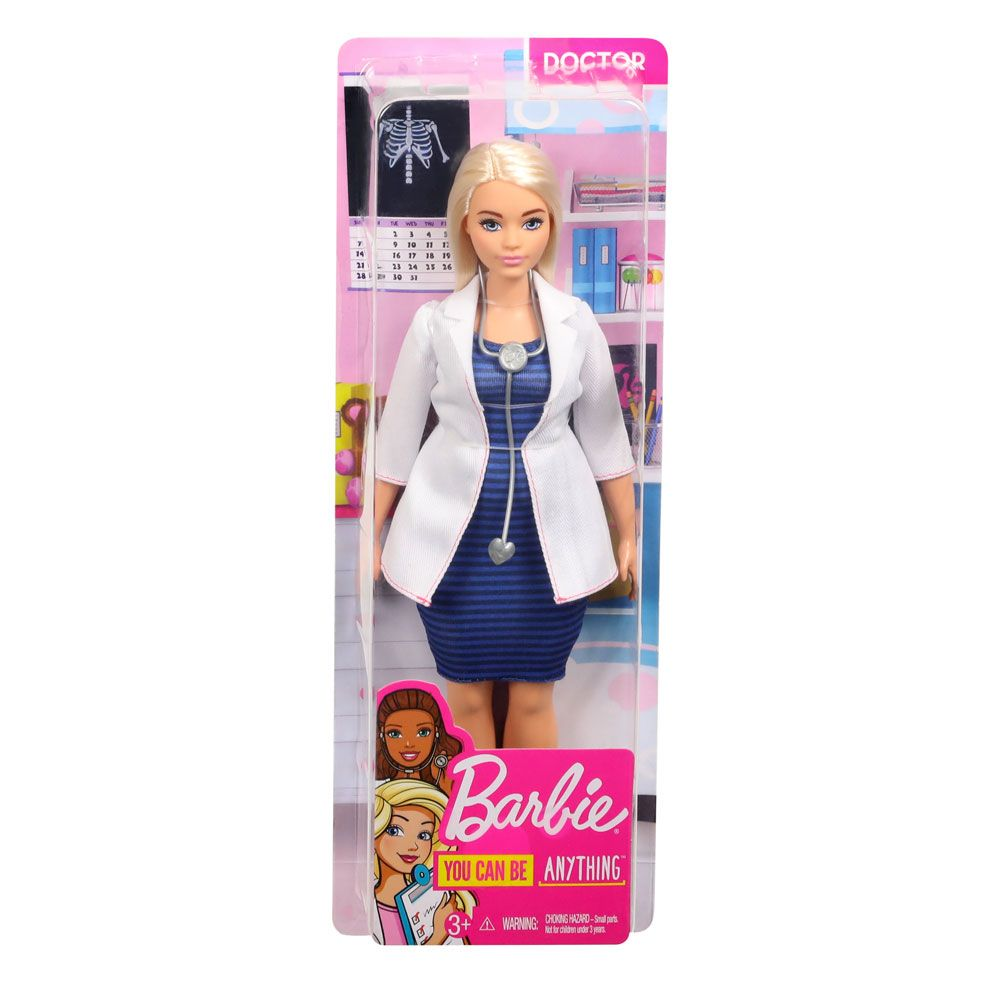 Papusa Barbie Doctor You Can Be Anything
